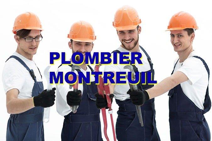 plombier chauffagiste à montreuil