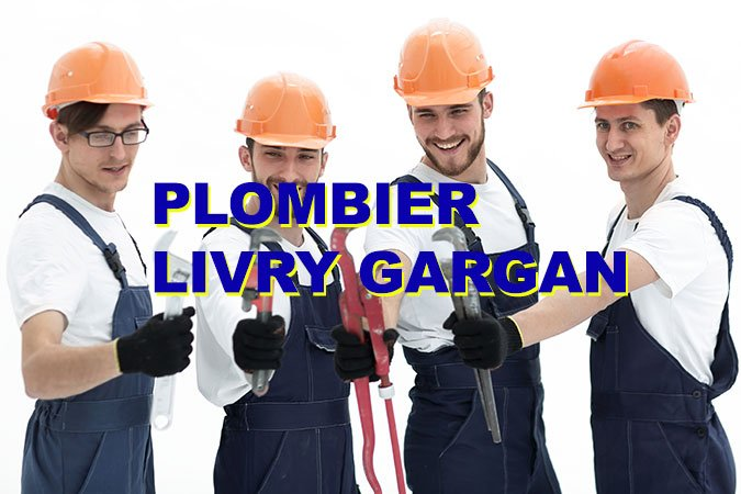 plombier livry gargan