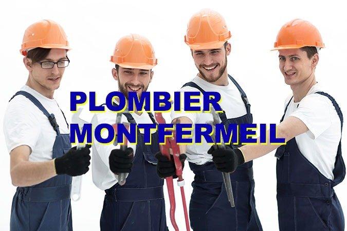 plombier chauffagiste à Montfermeil 93370