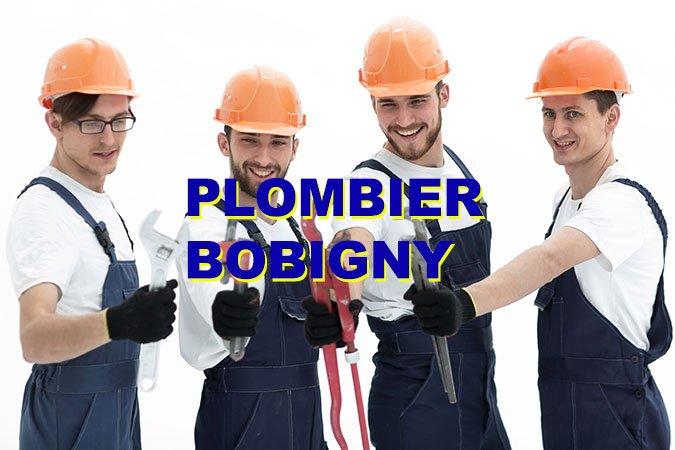 plombier bobigny
