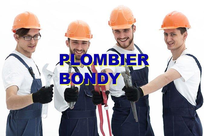 plombier bondy