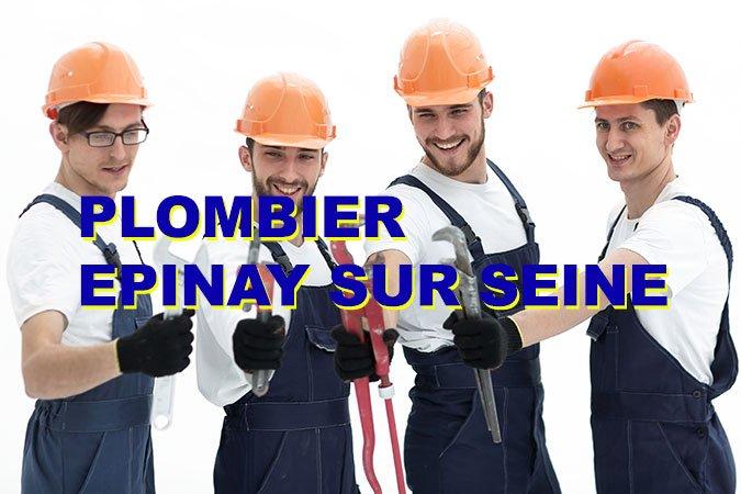 plombier epinay sur seine