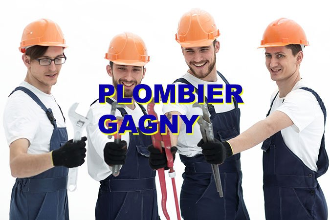 plombier gagny