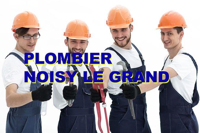 plombier noisy le grand