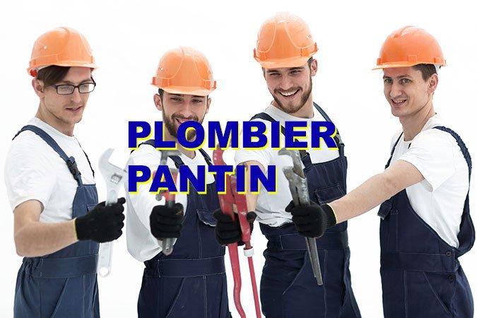 plombier pantin