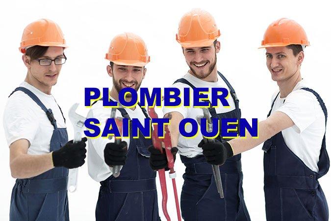 plombier saint ouen